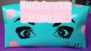 getlinkyoutube.com-My Very Small Make Up Collection