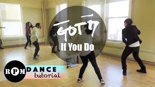 """getlinkyoutube.com-Got7 """"If You Do"""" Dance Tutorial (Pre-Chorus, Chorus)"""