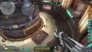 getlinkyoutube.com-[Truy Kich] Game Play: VaiLinhHon map nhà tập huấn zombie với AK47-VIP