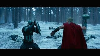 getlinkyoutube.com-Thor - Fight Moves Compilation(AoU Included) HD