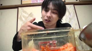 getlinkyoutube.com-世界一辛いキムチを作ってみた|The hottest kimchi in the world