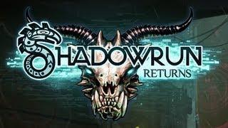 Shadowrun Returns Very Hard speedrun part 3