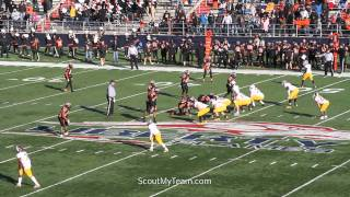 getlinkyoutube.com-4th Quarter - Brookville vs. James Monroe - 2011 Group AA, Division 3 State Football Championship