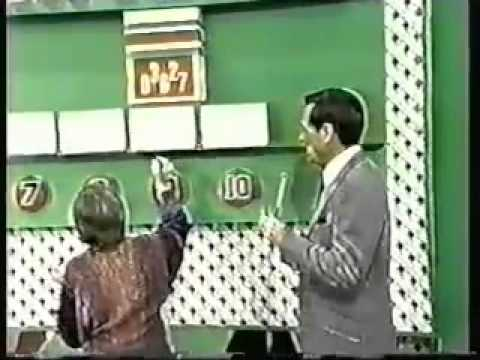 The Price is Right (2/12/81) | Ox Baker