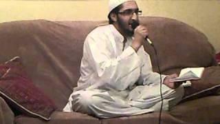 Hafiz Ahsan Amin Muje Pe Bi Chasam e Karam.