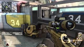 FaZe Pamaj - Black Ops 2 FFA sniping Hydro