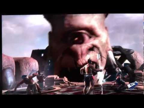 God of War: Ascension - E3 2012: Achilles Multiplayer Demo Gameplay