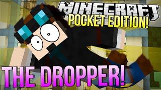 getlinkyoutube.com-Minecraft Pocket Edition   THE DROPPER   0.9.0