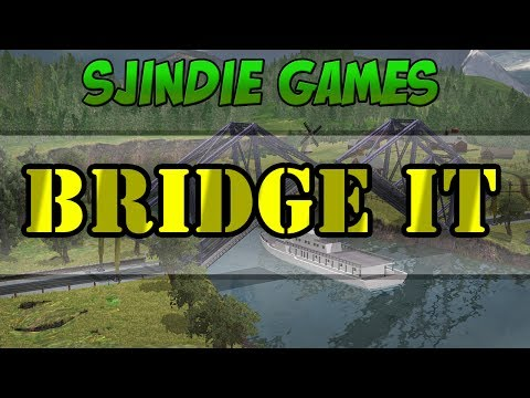 Sjindie Games - Bridge It