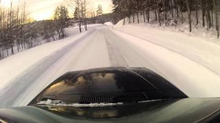 getlinkyoutube.com-Volvo 740 Snow Drift By Kebu