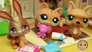 getlinkyoutube.com-Baby Daddy Boot Camp - LPS Mommies Series Littlest Pet Shop  - Part 68 Cookieswirlc Video