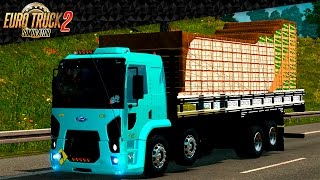 getlinkyoutube.com-EURO TRUCK SIMULATOR 2►MODS REVIEWS►FORD CARGO V2 TOP!