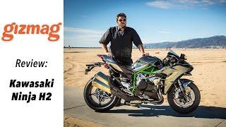 getlinkyoutube.com-Road test: Kawasaki's wild, supercharged Ninja H2