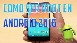 getlinkyoutube.com-COMO SER USUARIO ROOT EN ANDROID 2016