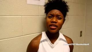 getlinkyoutube.com-Girls Basketball: Norcom vs. Park View