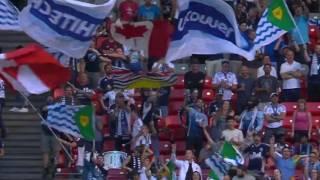 El Sporting, pierde en su segundo juego por la liga de campeones de la CONCACAF