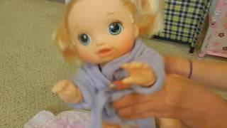 getlinkyoutube.com-Charlotte's Bedtime Routine