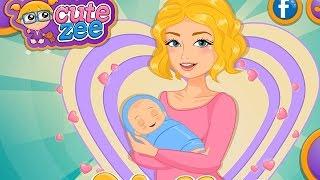 getlinkyoutube.com-NEW Игры для детей—Disney Принцесса Ребенок Нелли—Мультик для девочек