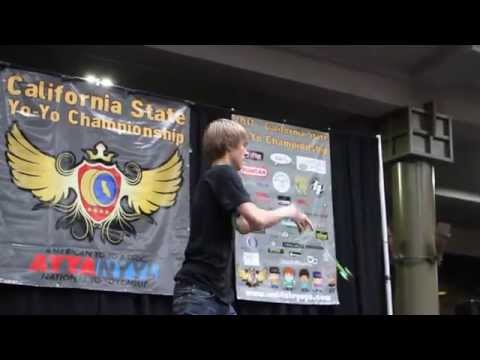YoYoFactory Presents: Gentry Stein California State Contest 2011 2nd place