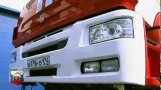 getlinkyoutube.com-Пожарный автомобиль новая разработка: автоцистерна пожарная АЦ 10,0-150 (65225)