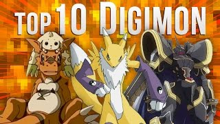 getlinkyoutube.com-Top 10 Digimon