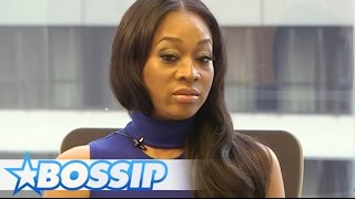 Mimi Faust Says How Much She's Earned From Her Sex Tape | BOSSIP