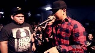 getlinkyoutube.com-FlipTop - Mckoy vs Beatbox Gor - Beatbox Battle