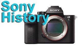 Sony Alpha & Minolta Camera History