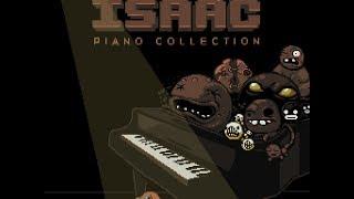 getlinkyoutube.com-The Binding of Isaac - Piano Collection [Full]