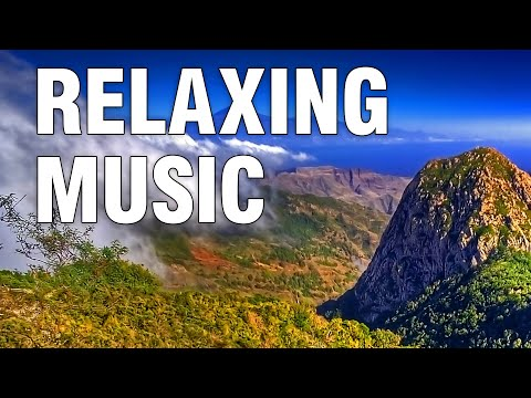 RELAXING HEALING MUSIC AND LA GOMERA HDR PHOTOGRAPHY