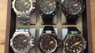 getlinkyoutube.com-EVERY G-Shock MTG-S1000! (Until they made another!)