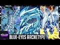 Yugioh Trivia: Blue Eyes Archetype - Episode 167 ブルーアイズ