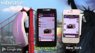 เจ๋งป่ะล่ะ เซ็กส์ทอย ที่เป็นแอพลิเคชั่นในโทรศัพท์มือถือ