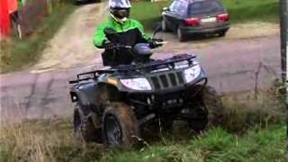getlinkyoutube.com-Arctic Cat 700 Diesel