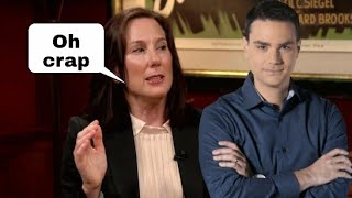 Facts Don't Care About Your Feelings : Ben Shapiro Owns Kathleen Kennedy