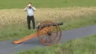 Kanone Schmauchbrüder Müschede