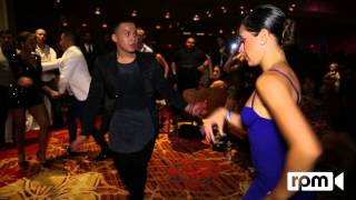 getlinkyoutube.com-Top Salsa Dancers Social Dancing @ Las Vegas Salsa Congress 2015