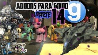 getlinkyoutube.com-Addons para Gmod 13 y 14 por Mediafire - Parte 14   El Pony Hardcore! [1/2] 2015