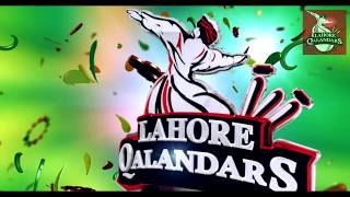Lahore Qalandar  Official Anthem 2018 - Ali Ahsan