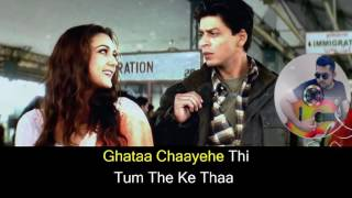 Do Pal Ruka Karaoke with lyrics