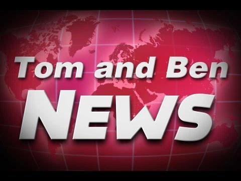 Tom And Ben News Trailer