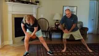 CIZE Crazy 8's with Bruce and Marge Brown, the Fit Grandparents