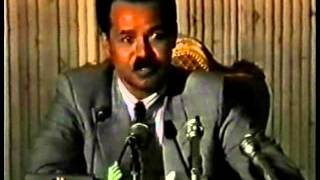 getlinkyoutube.com-Isayas Afworki interview in Addis Abeba 1993