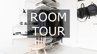 getlinkyoutube.com-Room Tour | Minimal, Affordable, Ikea, MADE | Gallucks