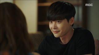 [W] ep.15 Lee Jong-suk said to Han Hyo-joo