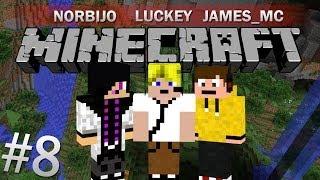 getlinkyoutube.com-Minecraft Survival! - 8. rész - w/ James_mc & Norbijo