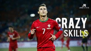 getlinkyoutube.com-Cristiano Ronaldo ● Crazy Skills & Goals ● Portugal HD