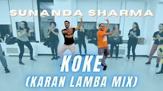 Broadway Dance Center | Bhangra Dance Steps & Tutorials | Sunanda Sharma - Koke (Karan Lamba mix)
