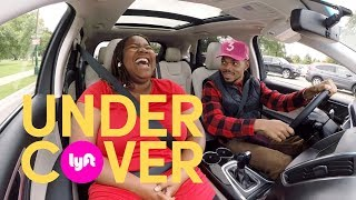 Undercover Lyft with Chance the Rapper width=