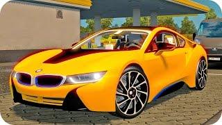 BMW i8 ETS2 (Euro Truck Simulator 2)